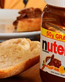 can i eat nutella in pregnancy